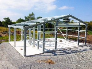 Galvanised Steel Frame