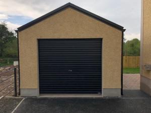 dashed garage