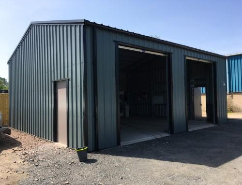 Recent Building Ballygawley